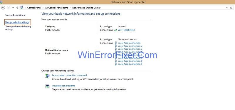 DNS Server Not Responding on Windows