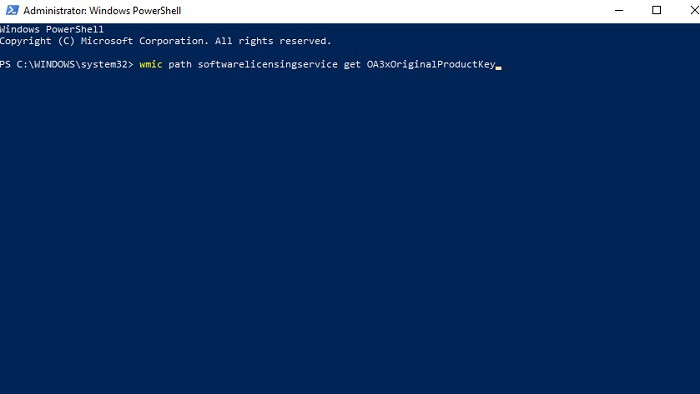 Your Windows License Will Expire Soon - Type the command