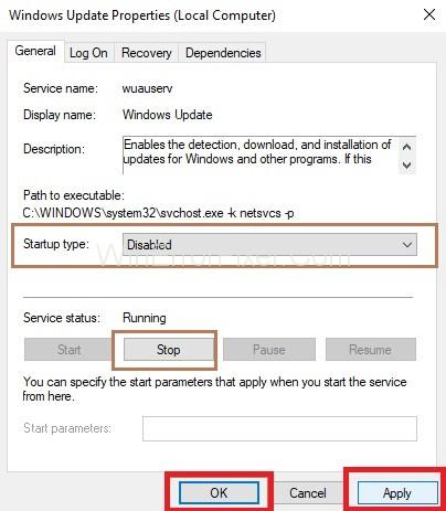 Windows Modules Installer Worker