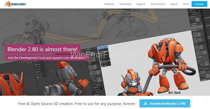 Blender - Best Video Editing Software
