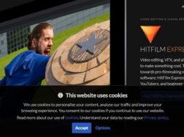 Hitfilm Express - Video Editing Software
