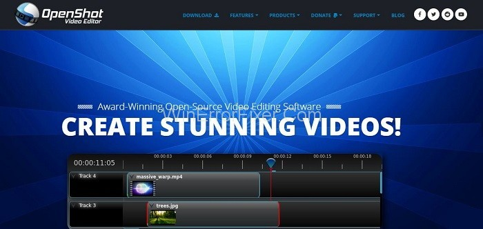 Open Shot - Video Editing Software
