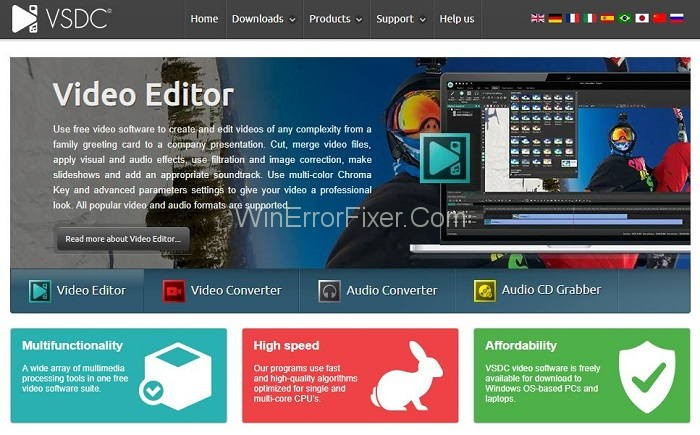 VSDC Free Video Editor - Best Video Editor Software