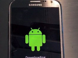 Downloading Do not turn off target Error in Android