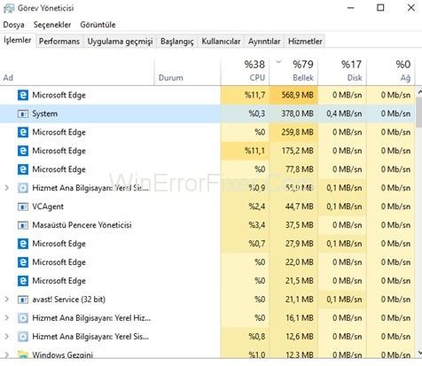 Ntoskrnl.exe High CPU, Disk Usage on Windows 10