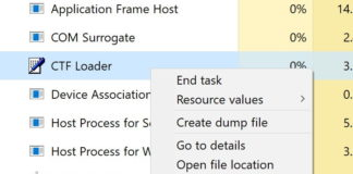What is CTF Loader and How to Fix ctfmon.exe File Errors