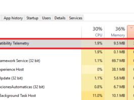 Microsoft Compatibility Telemetry High Disk Usage on Windows 10