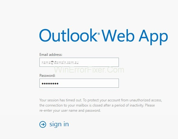 Outlook Keeps Asking for Password.
