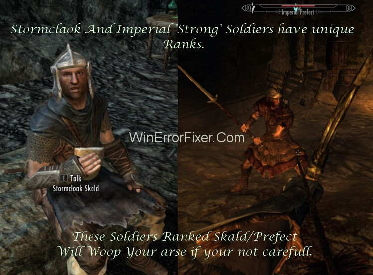 What is Skyrim Civil War Overhaul, Why It Isn't Available Anymore?