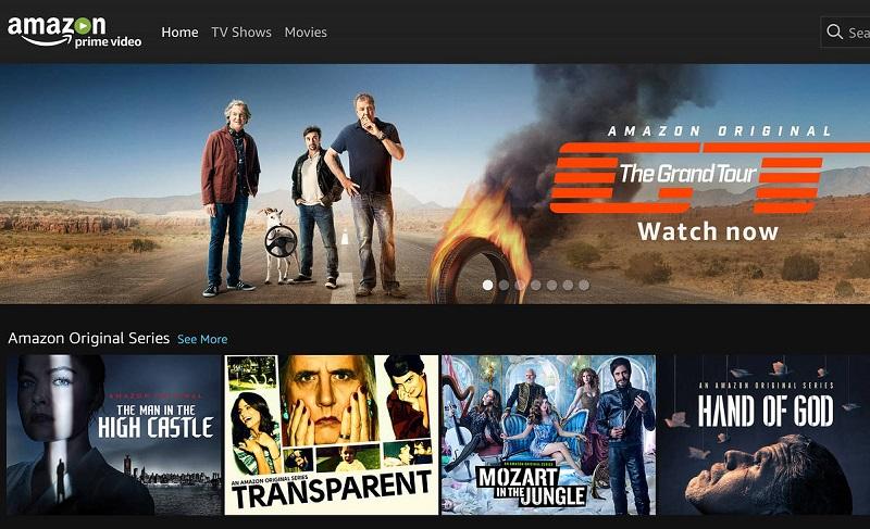 Amazon Prime Alternative to fmovie Watch Free Movies