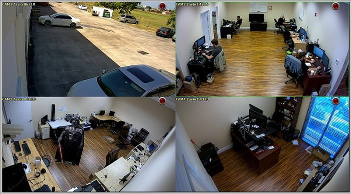 Best IP Camera Software and IP Camera Viewer