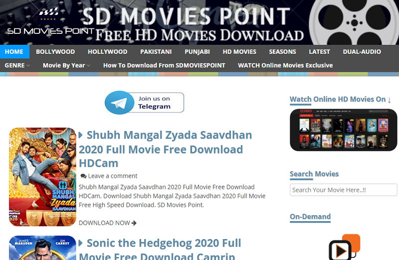 HD Movies Point Sites Like fmovies io