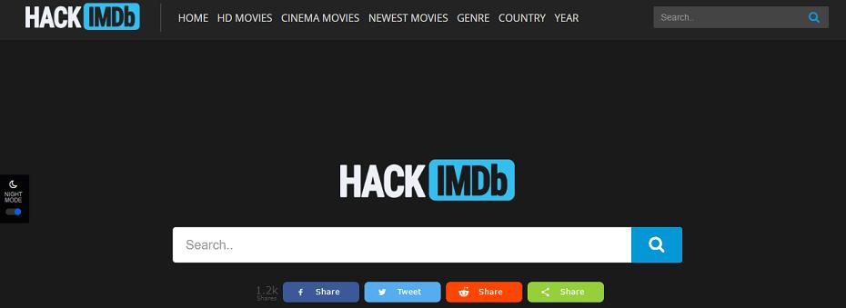 Hackimdb Streaming