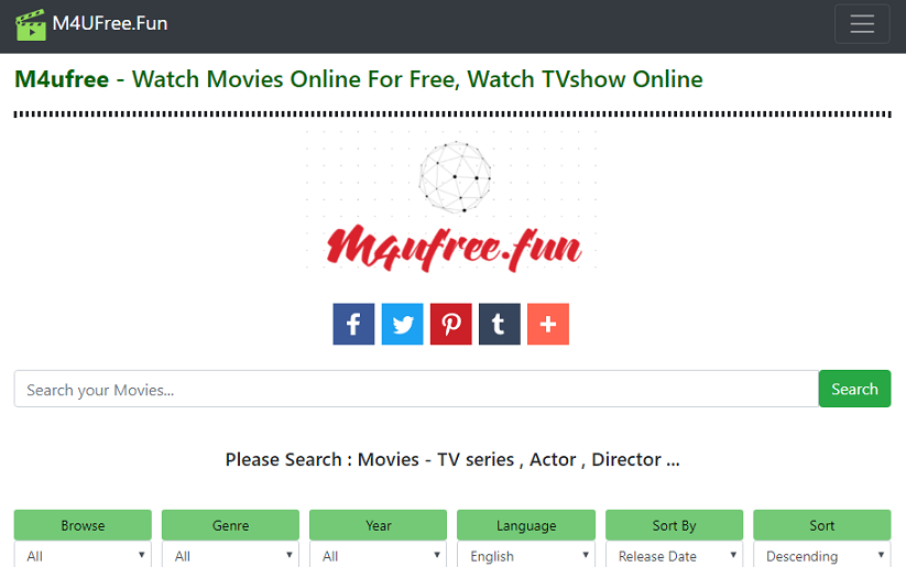 M4UFree - best alternatives to FMovies