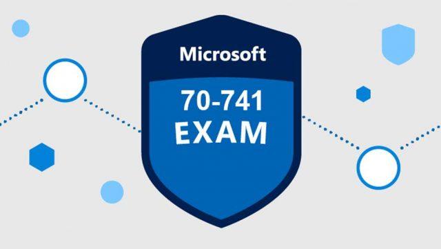 Microsoft-70-741-Exam