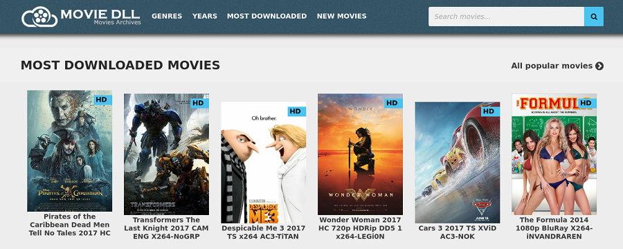 Movie DDL - sites like fmovies to watch free movies online