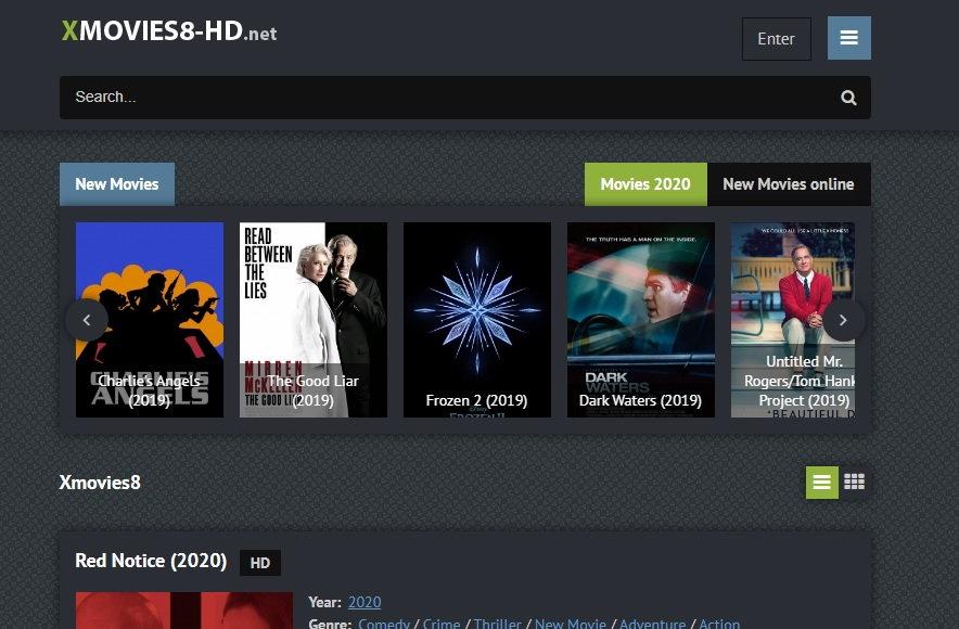 XMovies8 - sites like FMovies