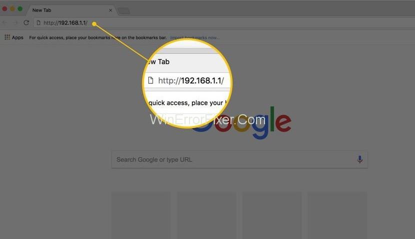 192.168.1.1 Netgear Linksys TP Link Router Admin Login