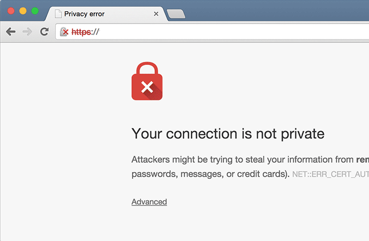 Google is Requiring SSL Certificates
