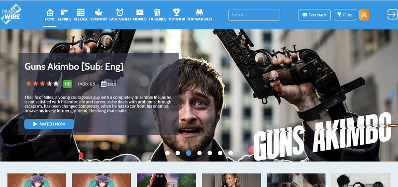 15 Best Sites like PrimeWire Watch Free Online Movies and TV Shows