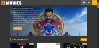 Sites Like 5movies to Watch Movies and TV Shows Online Free