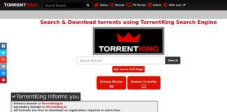 Best Alternatives and Sites Like TorrentKing