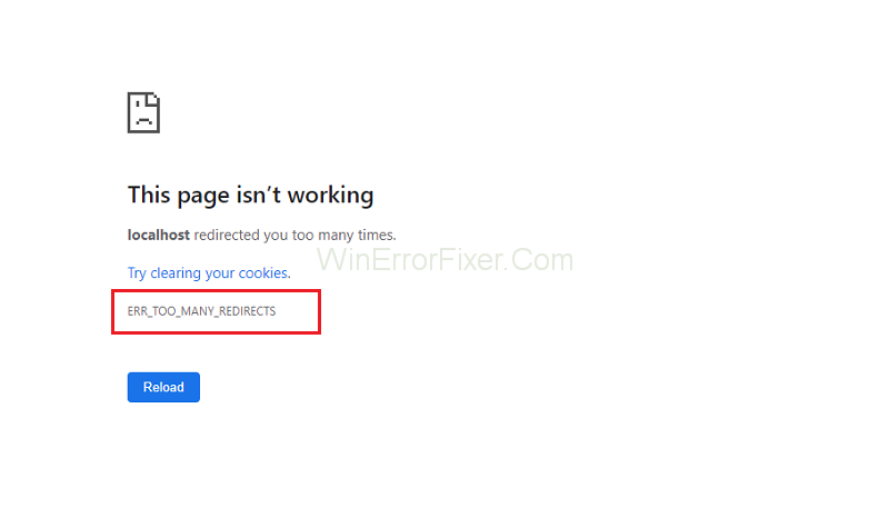 How to Fix ERR_TOO_MANY_REDIRECTS Chrome and WordPress