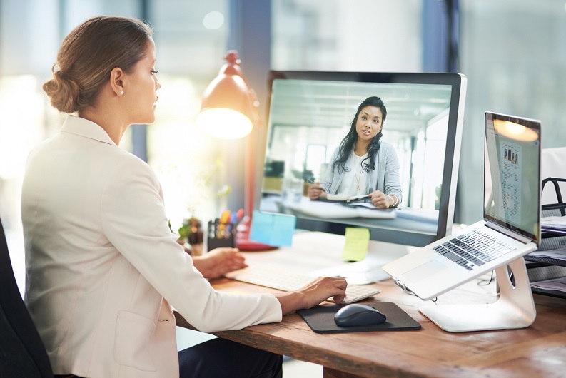Rise of Online Meetings