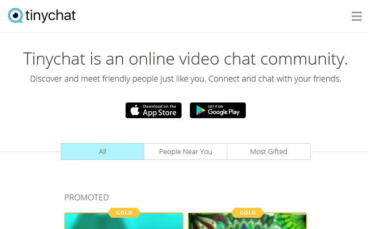 TinyChat - Best Free Alternatives and Sites Like Omegle