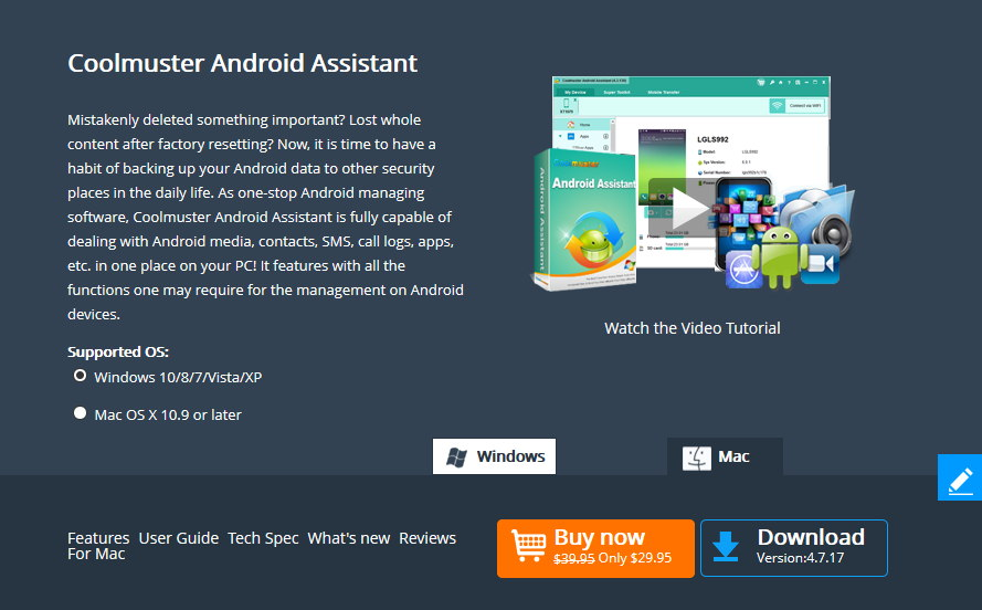 Coolmuster Android Assistant: Features, How To Use and FAQs
