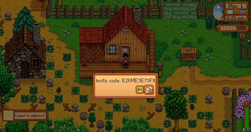 How to Invite Friends in Stardew Valley