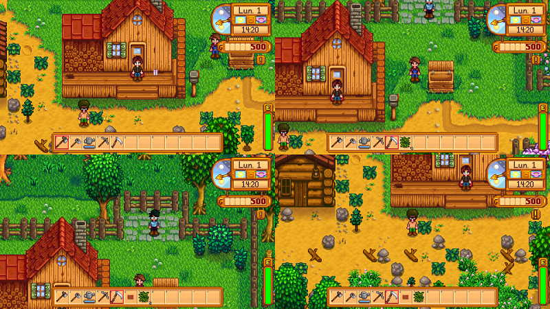 How to Play Multiplayer on Stardew Valley