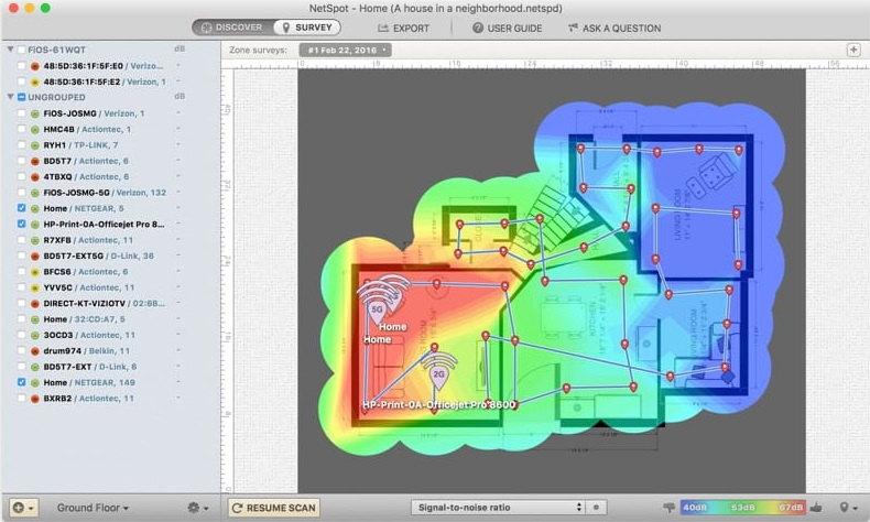 How to Make a WiFi Heatmap