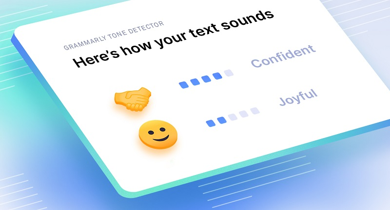 What is the Tone Detector of Grammarly