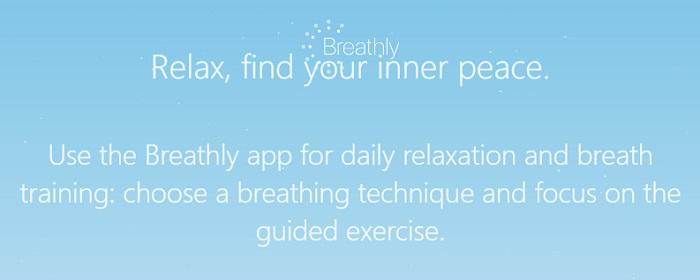Breathly - Best Breathing Apps