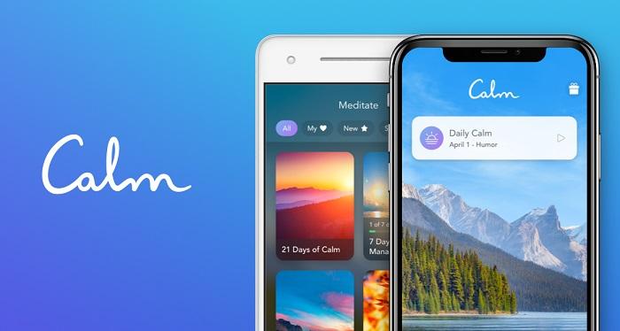 Calm - Best Breathing Apps