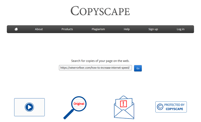Copyscape - Tools for UK Students To Become Experts in Coping with Assignments