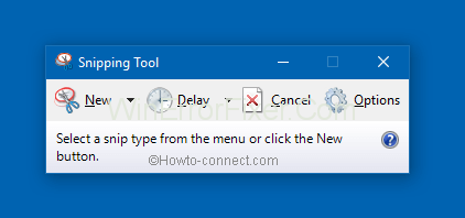 How to Use the Snipping Tool for Taking Screenshots