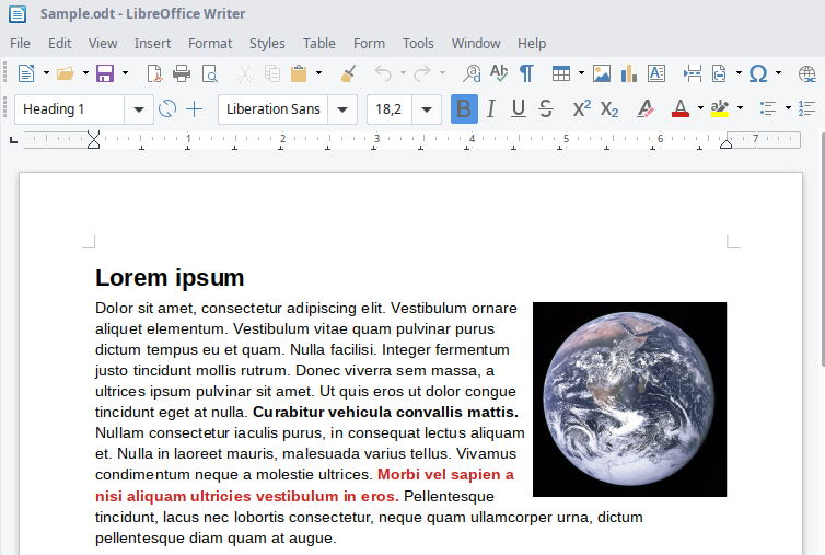 LibreOffice Writer Best Writing Tools