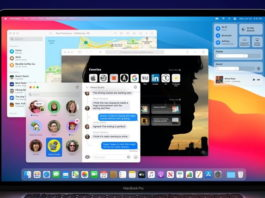 Apple Introduces macOS Big Sur with a Beautiful New Design