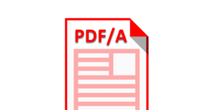 Features of PDF A Standard for Your Electronic Files