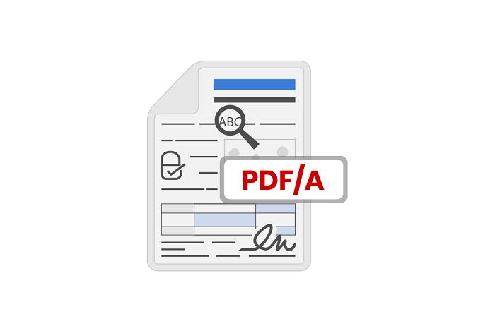 PDF-A High-Quality Results