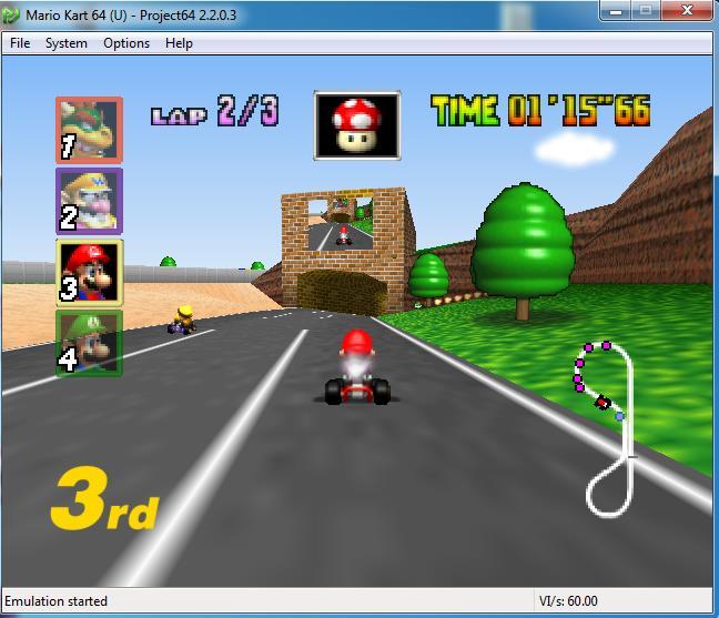 Play Nintendo 64 Games on Windows PC