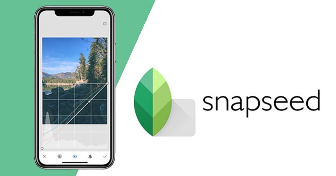 Snapseed IOS apps for bloggers