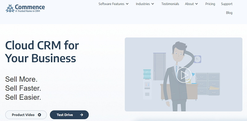 Commence CRM Software