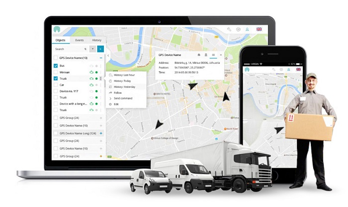 Problems Solved By A Fleet Tracking Software
