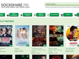 SockShare Alternatives to Stream Movies and TV Shows