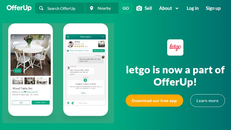 Best Alternatives to OfferUp