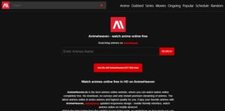 Best Sites Like AnimeHeaven to Watch HD Anime Online Free