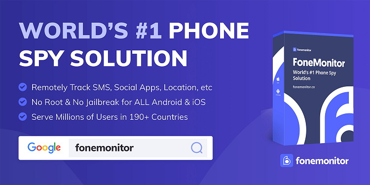 FoneMonitor App to Track Your Kid's Phone Location